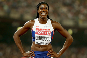 Christine Ohuruogu at the IAAF World Championships Beijing 2015 (Getty Images)