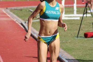 Katherine Katsanevakis of Australia (Athletics Australia)