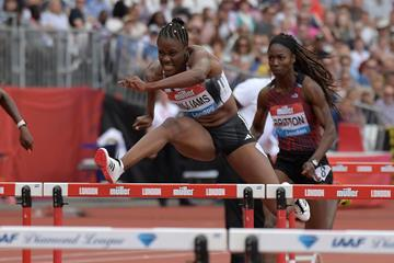 Danielle Williams - 12.32 in London (Kirby Lee)