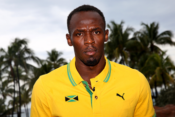 Jamaican sprinter Usain Bolt (Getty Images)