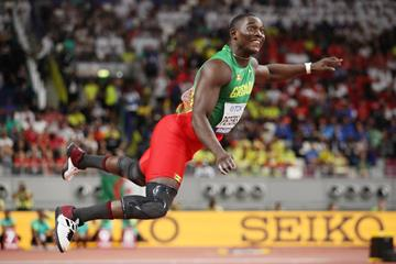Anderson Peters, world javelin throw champion at the IAAF World Championships Doha 2019 (Getty Images)