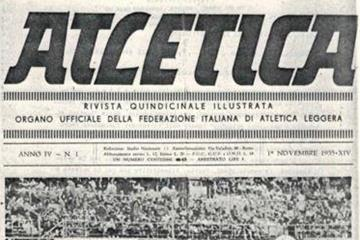 Atletica magazine (FIDAL)