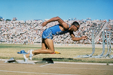 US sprinter Henry Carr (Getty Images)