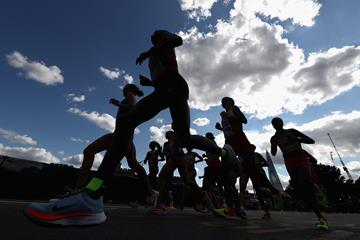 Marathon runners in action (Getty Images)
