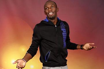 Usain Bolt in Barcelona (Giancarlo Colombo)