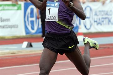 Solo 13:06.28 run by Josephat Kiprono Menjo in Lapinlahti (Paula Noronen)