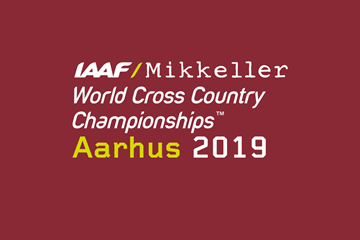 IAAF/Mikkeller World Cross Country Championships Aarhus 2019 logo (IAAF)