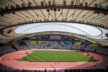Khalifa Stadium in Doha (Getty Images)