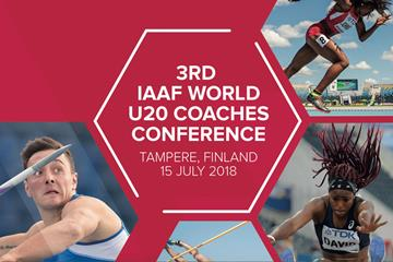IAAF World U20 Coaches Conference, Tampere (IAAF)