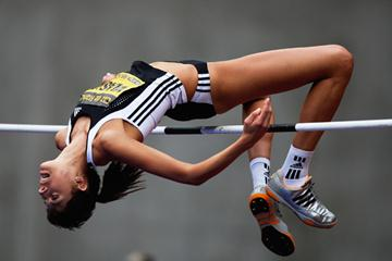 Another week, another two-metre-plus high jump victory for Blanka Vlasic (Getty Images)
