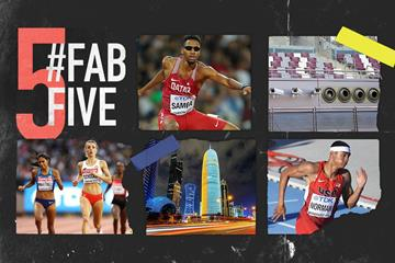 Fab five: reasons the IAAF World Athletics Championships Doha 2019 will sparkle (Getty Images)