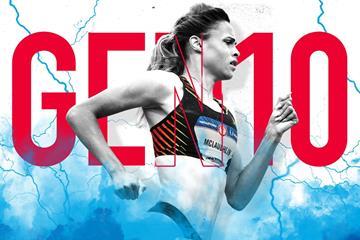 Gen 10: all-round sprint star Sydney McLaughlin| News | iaaf org