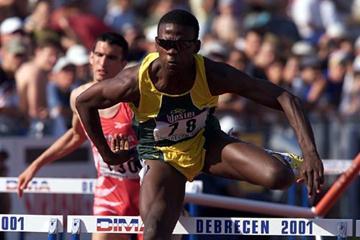 Debrecen 2001 - Thiago Jacinto Carahyba Dias (© Allsport)
