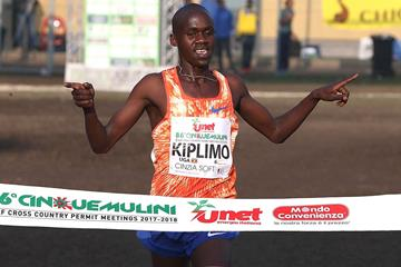 Jacob Kiplimo wins the Cinque Mulini (Giancarlo Colombo)