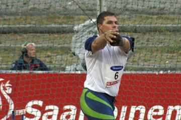 Krisztian Pars winning in Lahti (Paula Noronen)