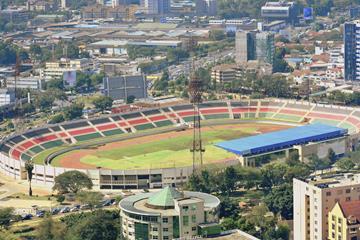Nyayo stadium in Nairobi (Organisers)