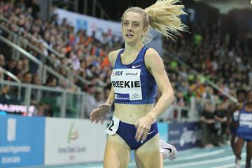 Jemma Reekie takes another 800m victory, this time in Lievin (Jean Pierre Durand)
