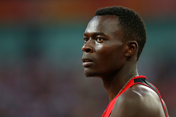 Kenyan 400m hurdler Nicholas Bett (Getty Images)