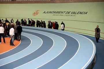 The new track is inaugurated in Valencia (Julio Fontán)