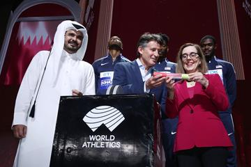 Doha passes the baton to Oregon to conclude the IAAF World Athletics Championships Doha 2019 (Getty Images)
