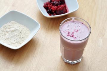 Protein shake (Marco Verch)