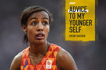 Dutch distance runner Sifan Hassan (Getty Images)