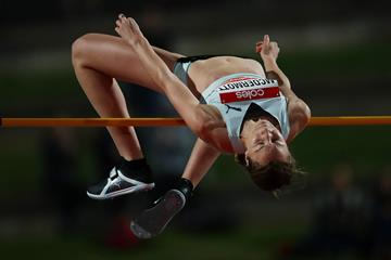 Nicola McDermott at the 2020 Sydney Track Classic (Getty Images)