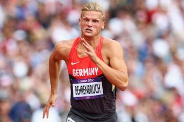 German decathlete Pascal Behrenbruch (Getty Images)