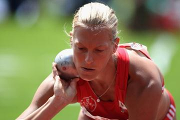 Jennifer Oeser in Ratingen (Getty Images/Bongarts)