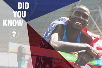 Kerron Clement Did You Know ()