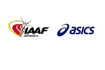 IAAF and ASICS ()