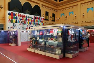 The IAAF Heritage World Athletics Championships Exhibition in Doha (IAAF)