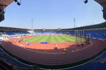 Ostrava's Mestsky Stadium (IAAF)