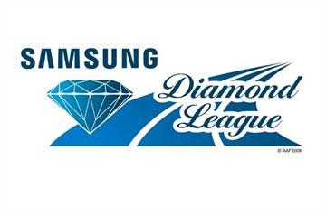 Samsung Diamond League logo (IAAF.org)