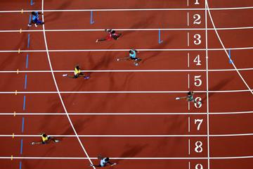 The 400m final at the IAAF World Championships London 2017 (Getty Images)