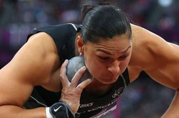 IAAF: London 2012 - Event Report - Women's Shot Put Final ...
