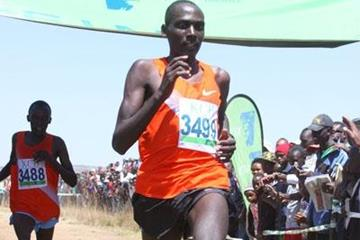 Mathew Kisorio beats Charles Kibet in Nyahururu (Nicholas Njagi, Ginadin Communications)
