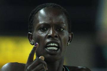 Pamela Jelimo of Kenya competes in the Women's 800 Metres first round during day one - WIC Istanbul (Getty Images)