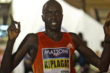Henry Kiplagat wins Metro 10km in Prague (Prague International Marathon )