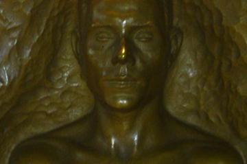 Paavo Nurmi plaque (Courtesy of the Nurmi Family)