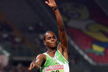 Irving Saladino of Panama wins Long Jump in Rome (Getty Images)
