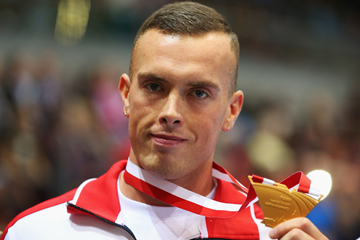 Richard Kilty gold ()