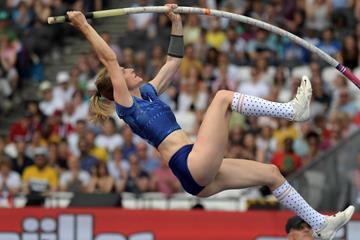 Anzhelika Sidorova wins in London (Kirby Lee)