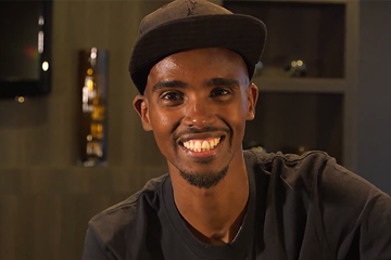 Mo Farah on IAAF Inside Athletics (IAAF)
