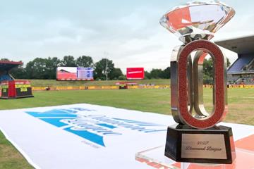 The Diamond Trophy in Birmingham (Diamond League)