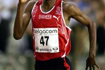 Shaheen powers home to 7:53.63 World record in Brussels (Getty Images)