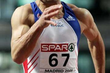 Roman Sebrle in Madrid (Getty Images)