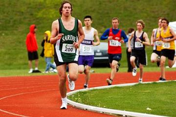 World Athletics Day competition in Abbotsford, Canada (John van Putten)
