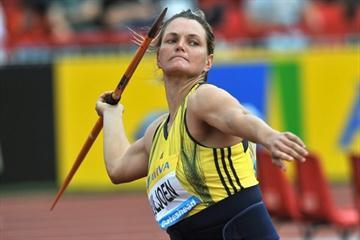 Big win for Sunette Viljoen in Gateshead (Mark Shearman)