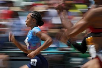 US sprinter Allyson Felix (Getty Images)